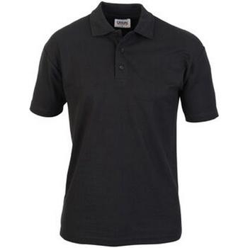 Kleidung Herren Polohemden Casual Classics  Schwarz