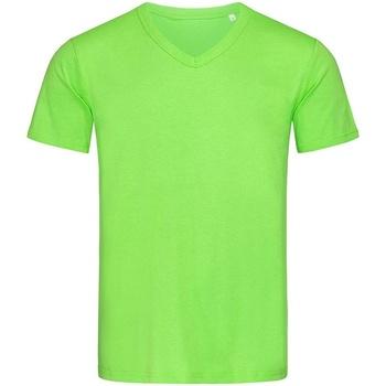 Kleidung Herren T-Shirts Stedman Stars  Hellgrün