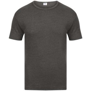 Unterwäsche Herren Unterhemden Absolute Apparel  Anthrazit