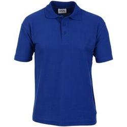Kleidung Herren Polohemden Casual Classics  Königsblau