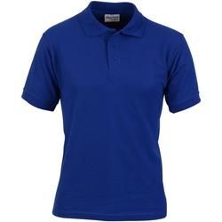Kleidung Herren Polohemden Absolute Apparel  Königsblau
