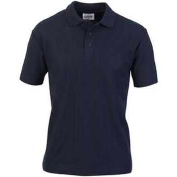 Kleidung Herren Polohemden Casual Classics  Marineblau