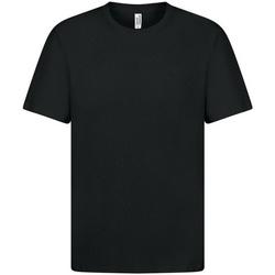 Kleidung Herren T-Shirts Casual Classics  Schwarz
