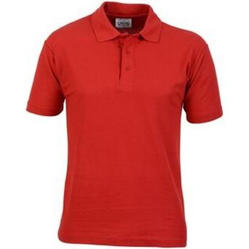 Kleidung Herren Polohemden Casual Classics  Rot