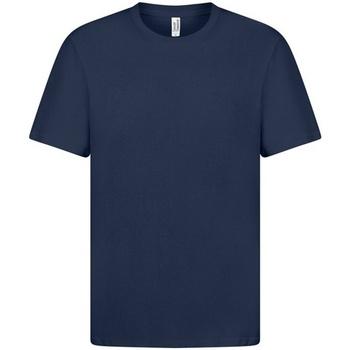 Kleidung Herren T-Shirts Casual Classics  Marineblau