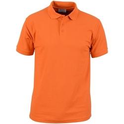 Kleidung Herren Polohemden Absolute Apparel  Orange