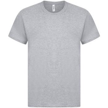 Kleidung Herren T-Shirts Casual Classics  Grau meliert