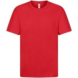 Kleidung Herren T-Shirts Casual Classics  Rot