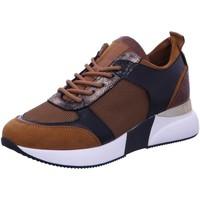 Schuhe Damen Sneaker Low La Strada sneaker 1901090-2226 braun