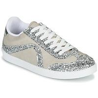 Schuhe Damen Sneaker Low André CALLISTA Beige