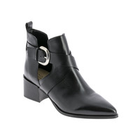 Schuhe Damen Boots André EMO Schwarz