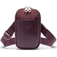 Taschen Reisetasche Herschel Orion Belt Bag Deep Burgundy - Leather Capsule