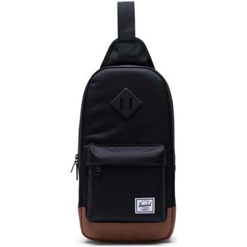 Taschen Umhängetaschen Herschel Heritage Shoulder Bag Black