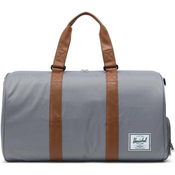 Taschen Reisetasche Herschel Novel Grey/Tan Synthetic Leather