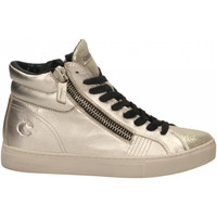 Schuhe Damen Sneaker High Crime London  26-platinum
