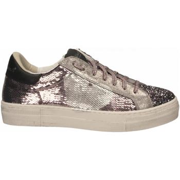 Schuhe Damen Sneaker Low Nira Rubens MARTINI CUORE SPARKLE grey