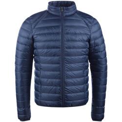 Kleidung Herren Daunenjacken JOTT Mat ml  basique Blau