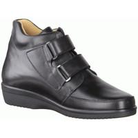 Schuhe Damen Boots Ganter Slipper Inge 20/4741-0100 schwarz
