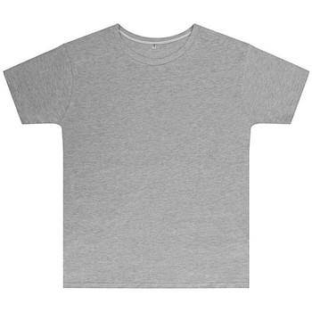 Kleidung Kinder T-Shirts Sg SGTEEK Hellgrau meliert