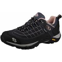 Schuhe Damen Fitness / Training Brütting Sportschuhe anthrazit-rosa 211282 grau