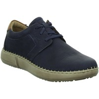 Schuhe Herren Sneaker Low Diverse Schnuerschuhe LOUIS 01-Schnürer 38401796/531 blau
