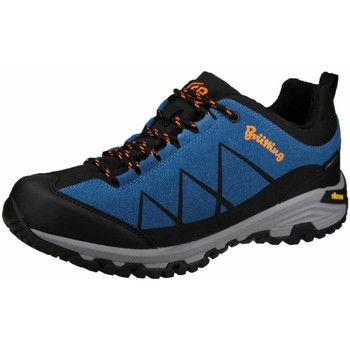 Schuhe Herren Wanderschuhe Brütting Sportschuhe Kansas 211280 blau