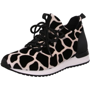 Schuhe Damen Sneaker Low La Strada 1905632-4690 animal