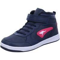 Schuhe Jungen Sneaker High Kangaroos High 18425 4204 blau