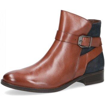 Schuhe Damen Boots Caprice Stiefeletten 9-9-25331-25/387 braun