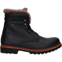 Schuhe Herren Boots Panama Jack P03 AVIATOR IGLOO C11 Negro