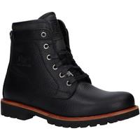 Schuhe Herren Boots Panama Jack P03 THUNDER C9 Negro