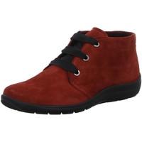 Schuhe Damen Boots Semler Schnuerschuhe Michelle M80153042/049 rot