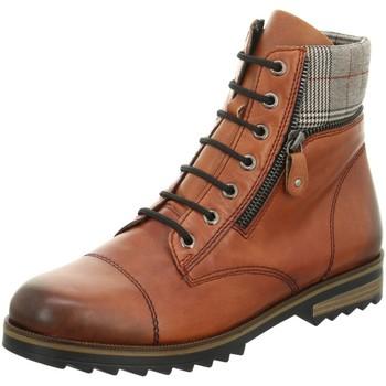 Schuhe Damen Low Boots Remonte Dorndorf Stiefeletten R2294-38 braun