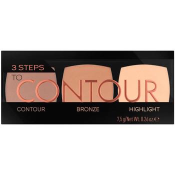 Beauty Damen Concealer & Abdeckstift  Catrice 3 Steps To Contour Palette 010-allrounder 7,5 Gr 7,5 g