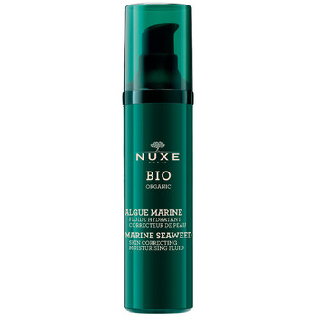 Beauty Damen pflegende Körperlotion Nuxe Bio Organic Algue Marine Fluide Hydratant Correcteur  50 ml