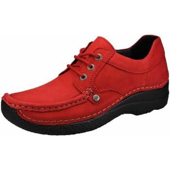 Schuhe Damen Derby-Schuhe Wolky Schnuerschuhe tomaten 06289-16-505 rot