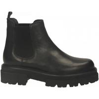 Schuhe Damen Low Boots Mat:20 WEST nero