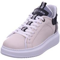 Schuhe Damen Sneaker Low Café Noir - DE121 beige