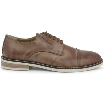 Schuhe Herren Derby-Schuhe & Richelieu Duca Di Morrone Madrid - 605_pelle Braun