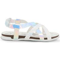 Schuhe Kinder Sandalen / Sandaletten Shone - l6133-032 Weiss