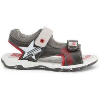 Schuhe Kinder Sandalen / Sandaletten Shone - 6015-027 Grau