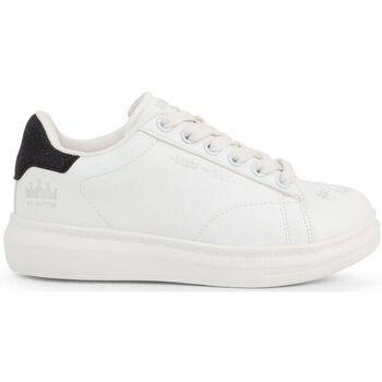 Schuhe Kinder Sneaker Low Shone - 1512-102 Weiss