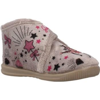 Schuhe Mädchen Babyschuhe Vulladi 8117 Grau