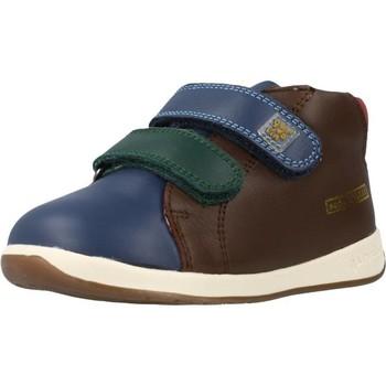 Schuhe Jungen Boots Garvalin 191313 Blau