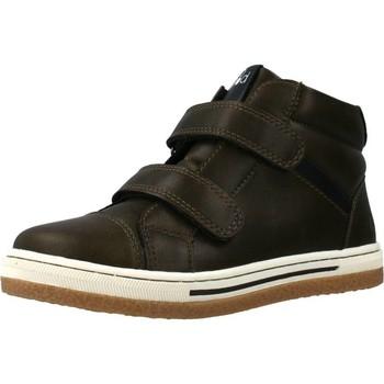 Schuhe Jungen Boots Mod'8 HAUT SYNTHE Grün