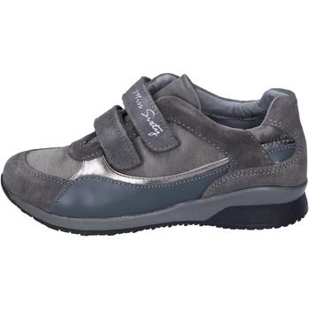 Schuhe Mädchen Sneaker Low Miss Sixty BK180 grau