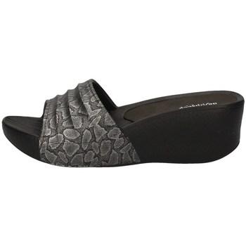 Schuhe Damen Pantoffel De Fonseca OROSEI W625 SCHWARZ