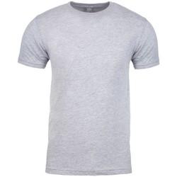 Kleidung T-Shirts Next Level NX3600 Grau meliert