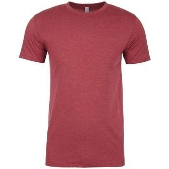 Kleidung Herren T-Shirts Next Level NX6210 Kardinalrot