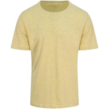 Kleidung Herren T-Shirts Awdis JT032 Gelb